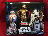 Star Wars The Force Awakens Droids Target Exclusive BB-8 C-3PO RO-4LO NEW MIB