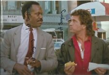 Danny Glover Mel Gibson Leathal weapon 12x8 pouces Photo réf: 2011