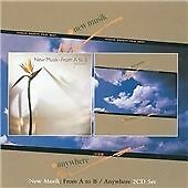 NEW MUSIK - FROM A TO B / ANYWHERE - 2 X CD SET - LIVING BY NUMBERS / SANCTUARY