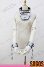 DMMD DRAMAtical Murder Mink Cosplay accessories properties props Neck + Hand