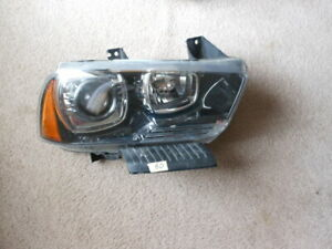 11 12 13 14 Dodge Charger right passenger HID headlight 2011 2012 2013 2014