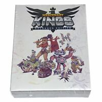 Mercenary Kings Reloaded Edition PS4 Steelbook Limited Run Games #274 New Sealed
