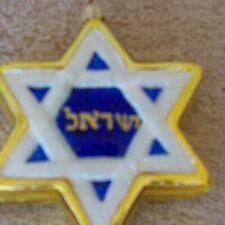 Christopher Radko Star Of David 99-152-0 Ornament