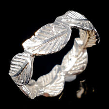 Handmade   925 Sterling Silver Ring Size 7.5/R115734
