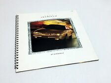 1999 Oldsmobile Intrigue Brochure