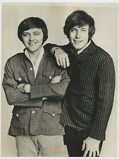 Bobby Hart and Tommy Boyce  Vintage silver print Tirage argentique  18x24
