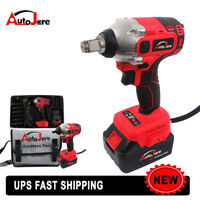 1/2 inch Impact Wrench Cordless set battery 18v/20v craftsma high torque power