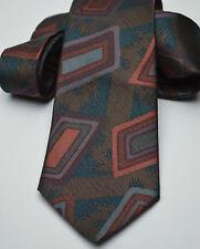 Designer Collection Made in USA Silk Neck Tie Menswear Men Neckwear Necktie
