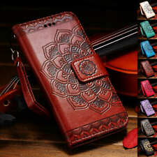 For iPhone 11 /11 pro Max Vintage Leather Book Flip Phone Wallet  Magnetic Case