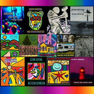 Indie Rock Fusion Punk Country Jazz Blues Complete MP3, 13 Albums On 1 Data Disc