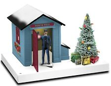 Lionel The Polar Express Conductor Gateman Plug-Expand-Play # 6-82735