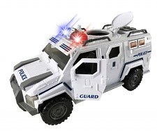 Police Armored Guard SWAT Truck Vehicle with Lights & Sounds