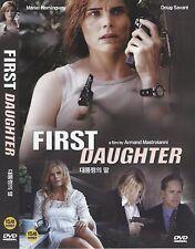 First Daughter (1999, Mariel Hemingway, Armand Mastroianni) DVD NEW