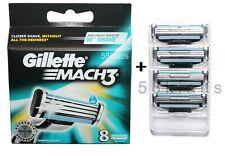 12 Gillette Mach3 Rasierklingen Vorteilspack Set 24 36 48 60 Klingen auch Turbo