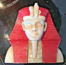 Latex Mould for making beautiful egyptian theme wall plaque