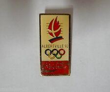 Pins Pin's JO Jeux Olympique 92 Coca Cola ( PL24 )