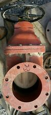 """M&H Valve 8"""" A.W.W.A C-509 Resilient Wedge Gate Valve Flange Joint"""