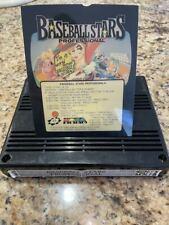 New ListingBaseball Stars Professional Neo Mvs Neo Geo Arcade Game Cartridge Marquee Card