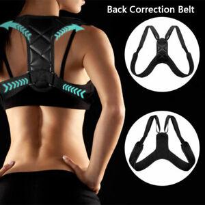 Back Posture Support Shoulder Belt Corrector Straighten Correction Orthope.bl