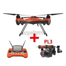 2018 Swellpro Waterproof UAV FPV Drone 3+ PL3 Payload Release and 4K FPV Camera