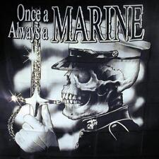 ALWAY A MARINE FABRIC WALL TAPESTRY HANGING WH824 HUGE FLAG BANNER tapestries