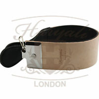 NEW Extra Wide Leather Cut Throat Razor Strop For Fast Stropping Russian Leather
