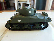 Dinky Matchbox 1/72 Die-Cast M4A3 sherman US Tank!!!
