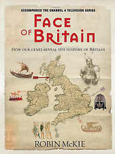 """VERY GOOD"" Face of Britain: How Our Genes Reveal the History of Britain, Robin"