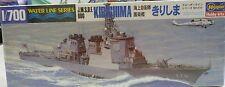 Hasegawa 1/700 JMSDF DDG Kirishima Guided Missile Destroyer 43010