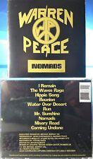Warren Peace - Nomads (CD, 1993, Artist's Label, US INDIE) LR 77792 MEGA RARE