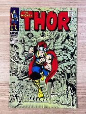 The Mighty Thor #154 (Marvel Comics) Silver Age