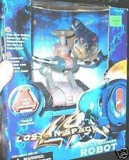 LOST IN SPACE MOVIE BATTLE RAVAGED ROBOT MINT IN BOX