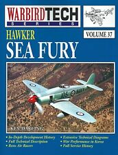 Warbirdtech 37: Hawker Sea Fury