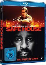 SAFE HOUSE (Denzel Washington, Ryan Reynolds) Blu-ray Disc NEU+OVP