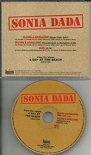 SONIA DADA Planes & satellites w/RARE LIVE & BEATLES REMAKE COVER PROMO DJ CD