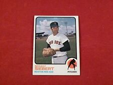 1973 OPC O-Pee-Chee #14 Sonny Siebert Red Sox (MT) *328687