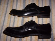 BONDSHIRE BLACK SHOES MEN'S SIZE 9 D