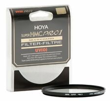 Nuevo Genuino HOYA 55 Mm Uv (0) Super HMC PRO1 MULTI-Coated Filter Glass