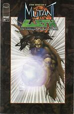 Image Comics Mutant Earth #2 / Realm Of The Claw #2 June 2002 Flip Book VF