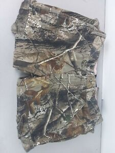 Girls Real tree RN 57116 camoflage cotton blend pants Size M (10-12)