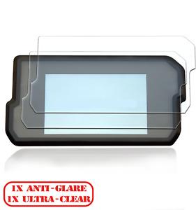 2x KTM Duke 125 / 390 2017 Tacho - Displayschutzfolie Screen Protector Orginal