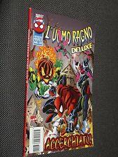 "L'UOMO RAGNO DELUXE N.22 - MARVEL COMICS - BUONO ""N"""