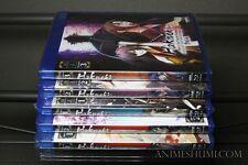 Hakuoki Seasons 1,2 & 3 + Movies 1 & 2 Complete Anime Blu-ray Bundle R1