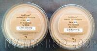 Bareescentuals bareminerals Tan N30 8g XL  Original foundation SPF 15 - Lot of 2
