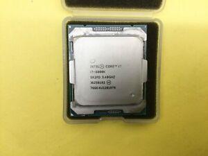 SR2PD Intel Core i7-6800K 3.4GHz 15MB 6-Core LGA2011-3 Processor