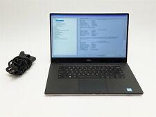 """Dell Precision 5520 15.6"""" FHD Intel i5-7300HQ 2.50GHz 8GB M1200 No SSD Laptop"""