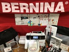 Bernina 580 Sewing/Quilting/Embroidery Machine W/ BSR & #57ft + LOW HOURS