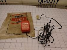 Toro Lawn Boy OEM NOS 5-9680 AC DC Electro Charger Many Whirlwind Electric