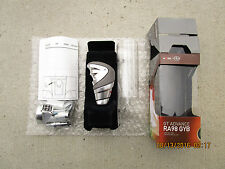 08 - 14 SCION XB RAZO GT ADVANCE MANUAL SHIFT KNOB GRAY LEATHER BRAND NEW