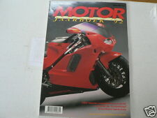 MOTORJAARBOEK 1992 INFO ALL BIKES DUTCH MARKET DUCATI 900SS,BMW R75 RT,YAMAHA TD